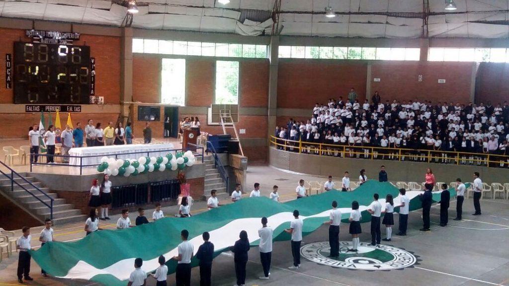 Ceremonia de Instalación del Gobierno Escolar 2017