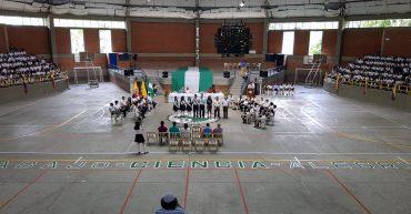 Posesion gobierno escolar 2019 Instituto Tecnico Superior de Pereira